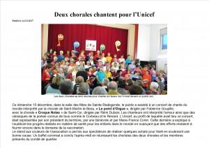 Deux chorales chantent pour l'unicef_NR14dec17