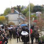 commémoration_11nov18_Ste Radegonde_Monument aux morts